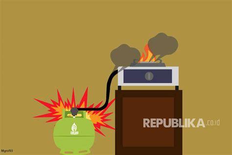 Tv Tabung Terbaru Juli tujuh santriwati jadi korban ledakan tabung gas elpiji