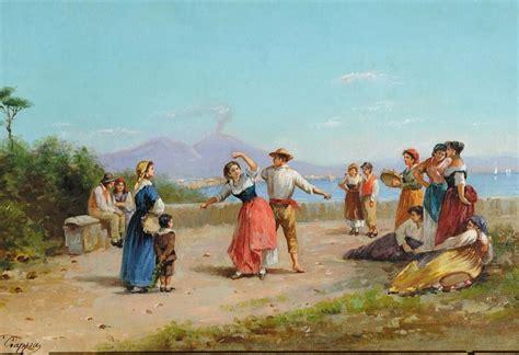 credenze popolari napoletane origini e tradizioni della tarantella napoletana