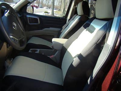 2009 honda civic coupe seat covers 2009 honda ridgeline neosupreme custom seat cover