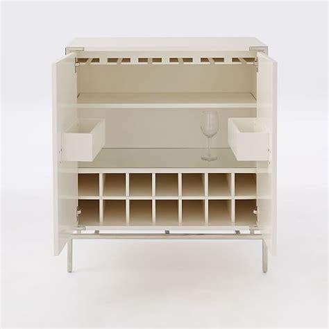 west elm graphic bar cabinet malone caign bar cabinet lacquer west elm
