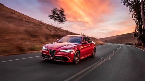 Romeo Car Wallpaper Hd by 2017 Alfa Romeo Giulia Quadrifoglio Wallpaper Hd Car