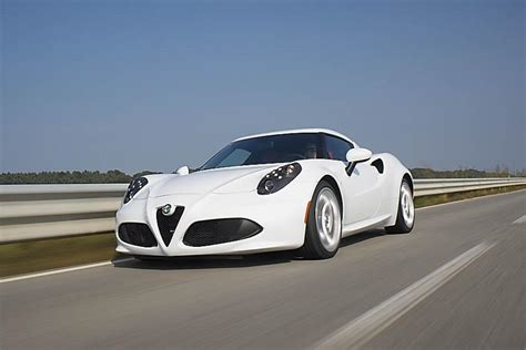 alfa romeo 4c review pictures evo