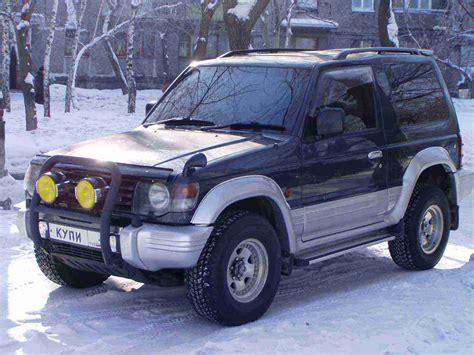 how does cars work 1993 mitsubishi pajero head up display 1993 mitsubishi pajero pictures 3500cc gasoline automatic for sale
