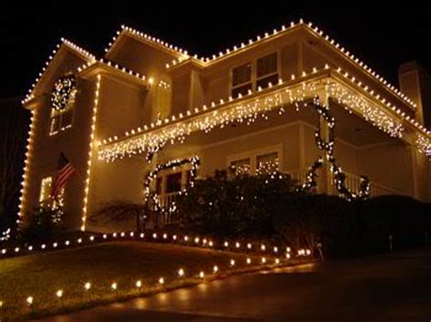 outdoor christmas lights your model home