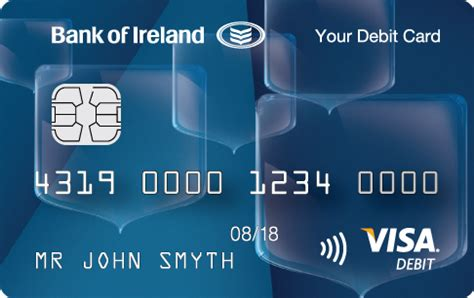 ulster bank debit card credit card bank of ireland infocard co