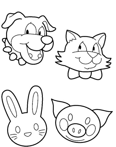 desenhos para colorir desenhos para colorir animais pagina 5 desenho de animais para colorir az dibujos para colorear