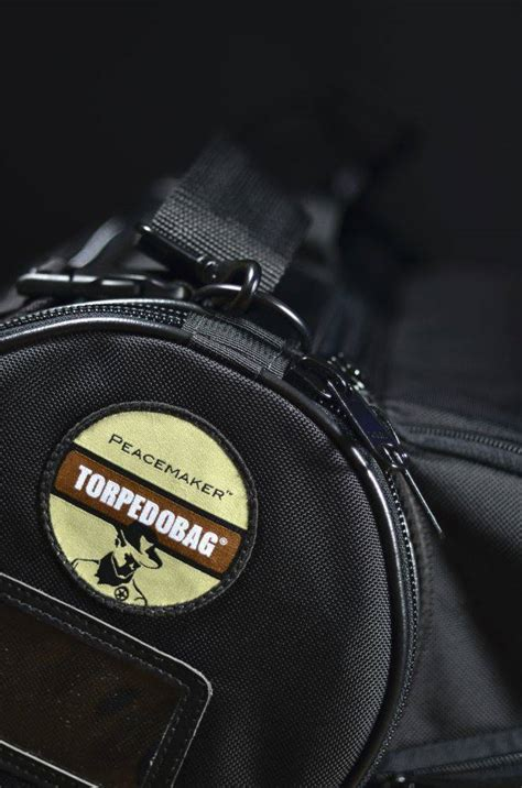 torpedo bags peacemaker single trumpet bag black