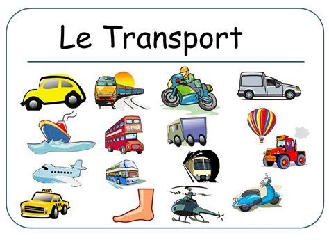 esl le le transport presentation flashcards by