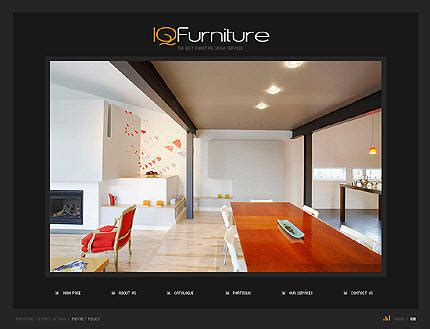 Chair Website Design Ideas Ideas And Exles For Web Design For Fashion And Interior Design Home Design Home Accessories