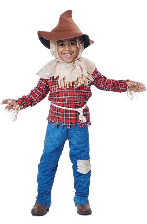 harvest time scarecrow toddler costume purecostumescom