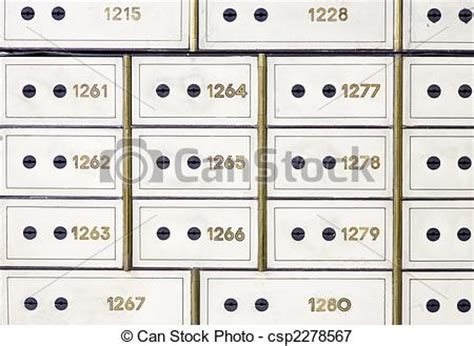 Safety Box Bank Mandiri Picture Of Antique Safe Deposit Boxes In Bank Mandiri In