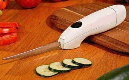 Pisau Elektrik pisau elektrik dengan baterai memasak lebih mudah