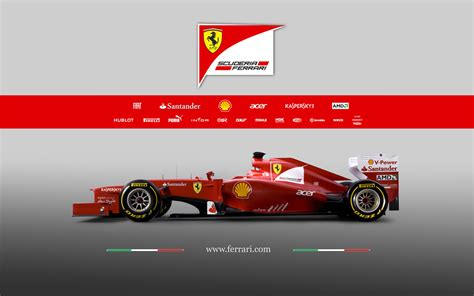 Ferrari F1 by Nuevo Ferrari F1 2012 Fotos Ferrari 2012 Online