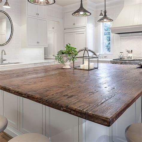 kitchen island wood countertop designing a kitchen domestic imperfection