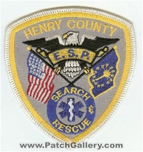 Henry County Search Indiana Henry County Search Rescue Patchgallery Patch