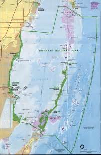 biscayne national park map biscayne national park mappery