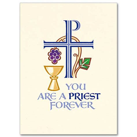 free printable ordination anniversary cards priestforever saint david roman catholic church