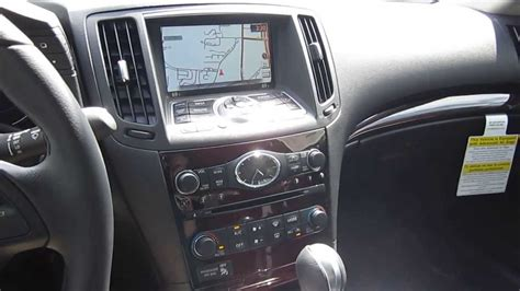 2013 infiniti g37 interior 2013 infiniti g37 graphite shadow stock 13295