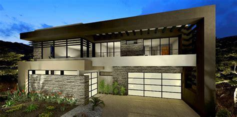 Clopaydoor Residential Garage Doors Exles Residential Modern Style South Dakota Overhead Clopay 174 Avante Doors On The New American Home At Ibs 2015