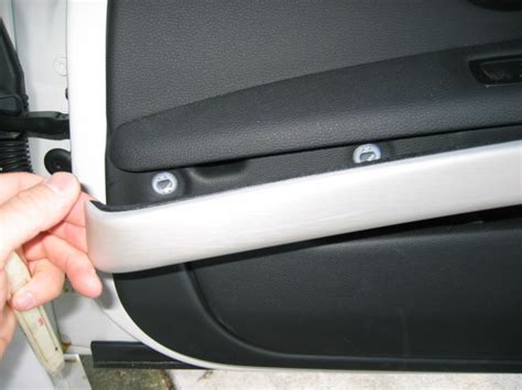 Remove Bmw Door Panel by Bmw E92 Door Panel Removal By E90post