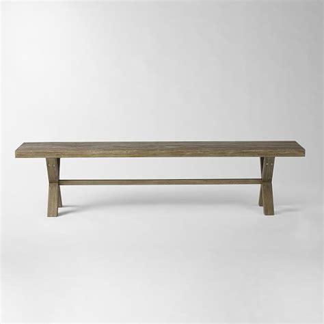 bench west elm jardine bench west elm