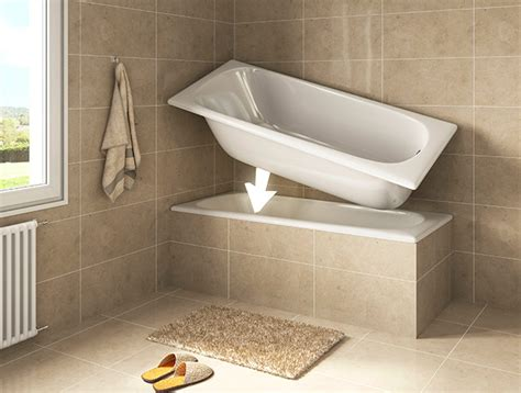 vasca da bagno in sovrapposizione vasca da bagno