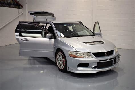 used mitsubishi evo used 2005 mitsubishi lancer evo 9 mr gt wagon for sale in