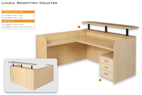 office furniture reception desk counter touchwood furniture reception counters lancia