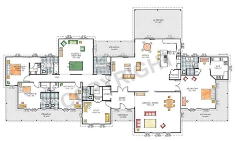 country homes floor plans australian country home house plans australian houses