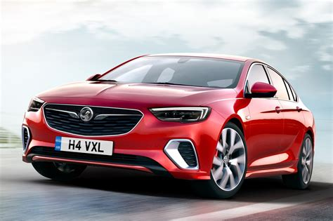 opel insignia uk gsi returns prices confirmed for new vauxhall insignia