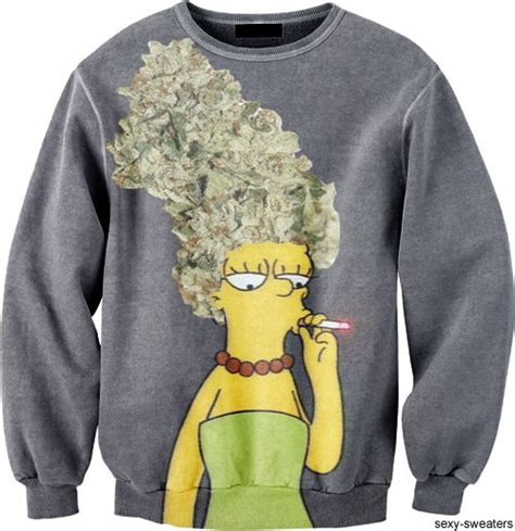 Sweater 420 Jidnie Clothing sweaters marge 420 clothes and