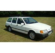 Ford Sierra 20i Ghia Estate  Country Classics
