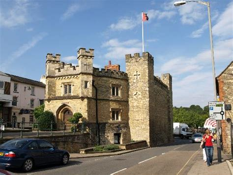 buckingham old gaol now a small museum picture of
