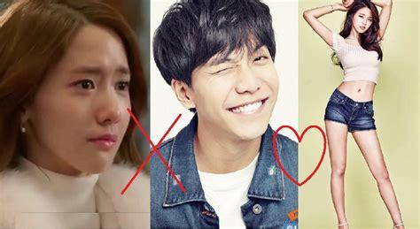 lee seung gi yoona drama corea arde lee seung gi se olvido de yoona de snsd por