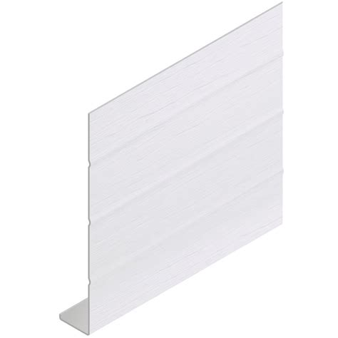 abtco vinyl fascia white the home depot canada
