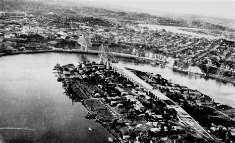 river story story bridge history in pictures john oxley library