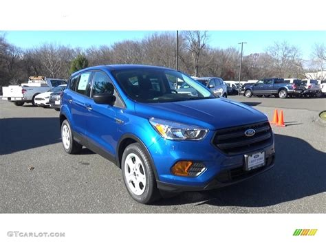 2017 lightning blue ford escape s 117357568 gtcarlot car color galleries