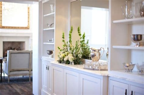 white built in cabinets pin by joan stough on dining room