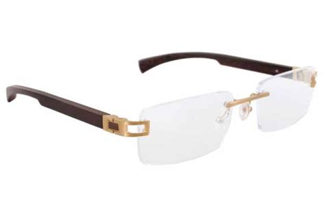 gold wood cosmos 01 eyeglasses by gold wood free