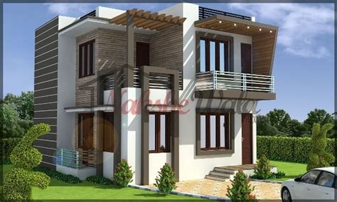 front design of house in indian double story double storey elevation two storey house elevation 3d front view design