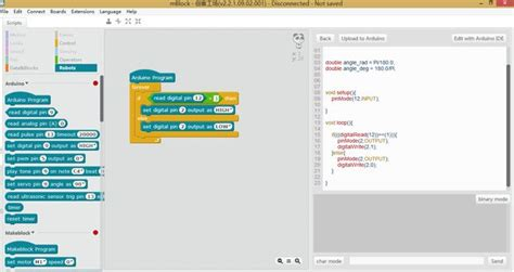 how to program lights how to use mblock software to program the intelligent