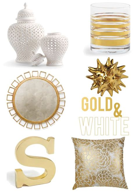 White And Gold Decor by 17 Best Ideas About White Gold Room On Gold