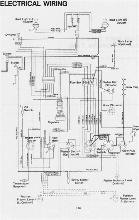 l5740 kubota wiring diagram wiring diagram with description
