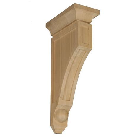 Mission Corbel Legacy Artisan 16 1 2 Inch Mission Corbel With