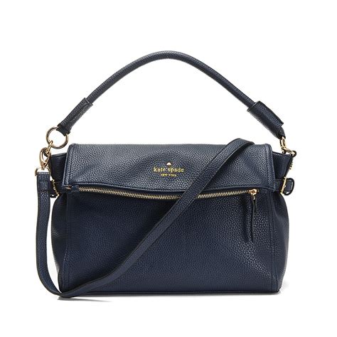 libro kate spade new york kate spade new york crossbody cobble hill mini minka deepblue kate spade official site kate