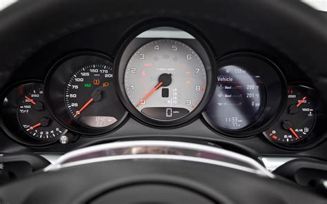 Porsche 911 Tacho by 2012 Porsche 911 S Cabriolet Speedometer Photo 7