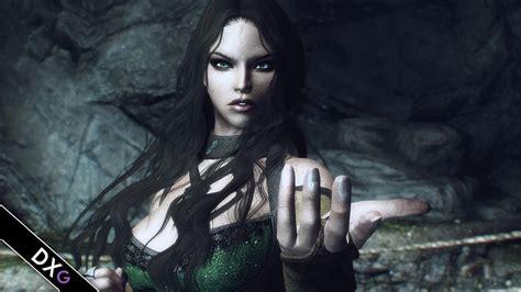gwelda armor mod skyrim sneak peek at gwelda witch armor skyrim mod youtube