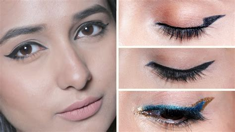 tutorial wearing eyeliner how to wear eyeliner everyday howsto co