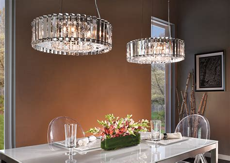 kichler dining room gallery lighting