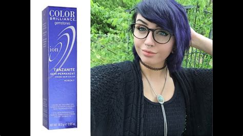 ion hair color reviews tanzanite ion color brilliance review emili lucia